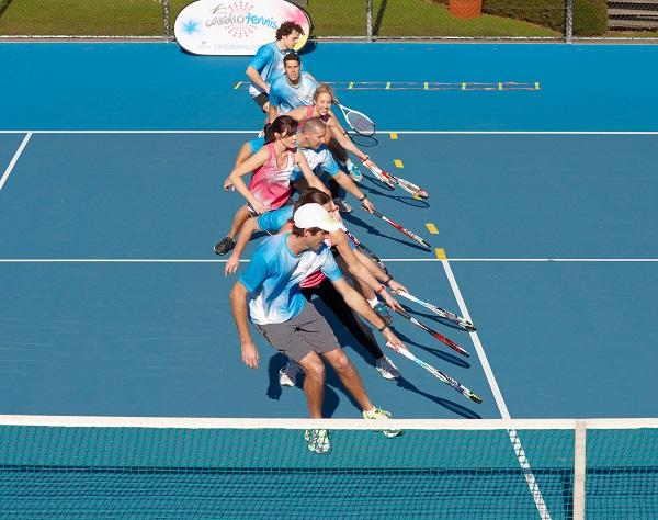Cardio Tennis starts again on 14th September