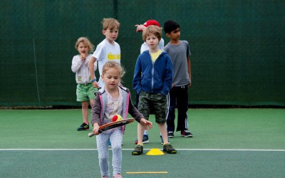 Half Term & Summer Holiday Tennis Camps