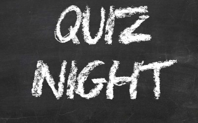 Quiz Night Supper – Friday 13th November