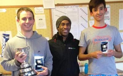 Club Tournament Finals Winners