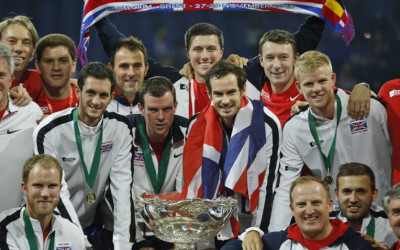 Congratulations Great Britain on winning the Davis Cup!!