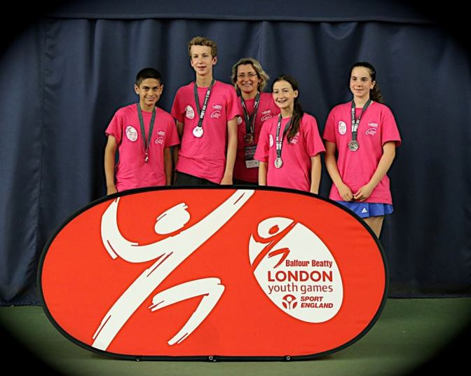 London Youth Games 2016 report